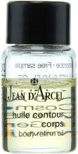 Духи, Парфюмерия, косметика Укрепляющее масло для тела - Jean d'Arcel Firming Body Oil (пробник)