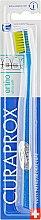 Духи, Парфюмерия, косметика Зубная щетка, темно-синяя - Curaprox CS 5460 Ultra Soft Ortho