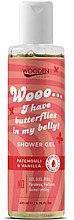Духи, Парфюмерия, косметика Гель для душа - Wooden Spoon I Have Butterflies In My Belly Shower Gel