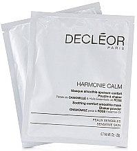 Духи, Парфюмерия, косметика Маска для лица - Decleor Harmonie Calm Soothing Comfort Smoothie Mask Shaker Powder