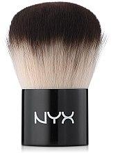 Духи, Парфюмерия, косметика Профессиональная кисть - NYX Professional Makeup Pro Kabuki Brush