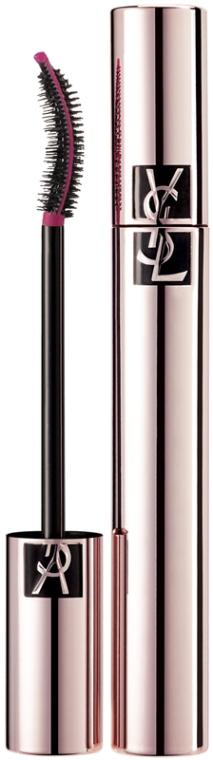 Тушь с эффектом объема и подкручивания ресниц - Yves Saint Laurent Mascara Volume Effet Faux Cils The Curler