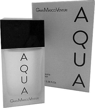 Gian Marco Venturi Aqua - Туалетная вода (тестер с крышечкой)