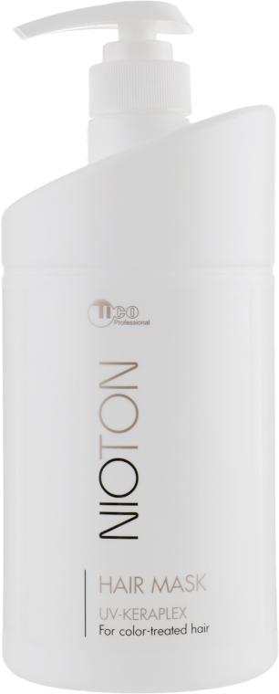 Профессиональная маска для волос - Tico Professional Nioton Uv-Keraplex
