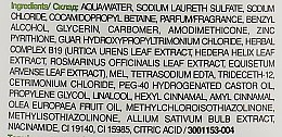 Шампунь с экстрактом чеснока для всех типов волос - Bioblas Botanic Oils Garlic Shampoo — фото N3