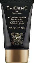 Духи, Парфюмерия, косметика Крем-эксфолиант двойного действия для лица - EviDenS De Beaute Double-Action Exfoliating Cream
