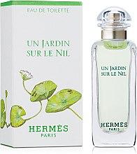 Духи, Парфюмерия, косметика Hermes Un Jardin sur le Nil - Туалетная вода (мини)