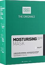 Духи, Парфюмерия, косметика Увлажняющая маска с гиалуроновой кислотой - MartiDerm The Originals Moisturising Mask