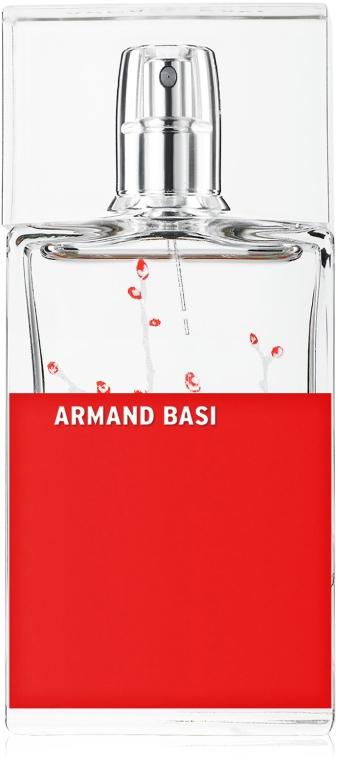Armand Basi In Red - Туалетная вода — фото N5
