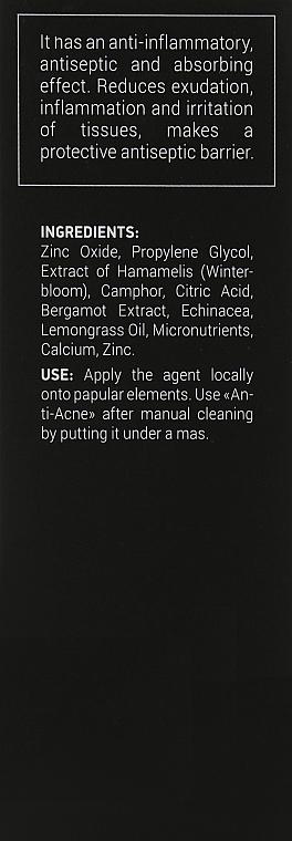 Антисептична присушка - Demax Seboregulating Line Antiseptic Drying Agent  — фото N3