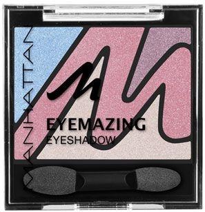 Тени для век - Manhattan Eyeshadow Eyemazing Palette