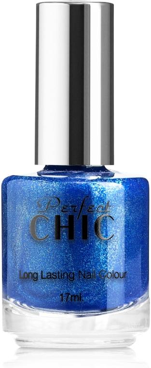Лак для нігтів - Chic Perfect Metallix Long Lasting Nail Colour — фото N1