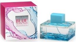 Духи, Парфюмерия, косметика УЦЕНКА Antonio Banderas Splash Blue Seduction For Woman - Туалетная вода*