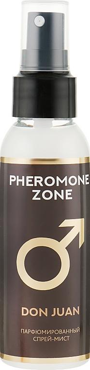 "Спрей-мист для тела ""Don Juan"" - Liv Delano Pheromone Zone"