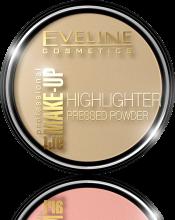 Духи, Парфюмерия, косметика Осветляющая компактная пудра - Eveline Cosmetics Highlighter Pressed Powder Art Professional Make-up