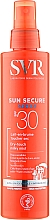 Духи, Парфюмерия, косметика Солнцезащитный лосьон-спрей - SVR Sun Secure Spray Milky Mist SPF30