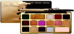 Духи, Парфюмерия, косметика Палетка теней для век - Too Faced Chocolate Gold Palette