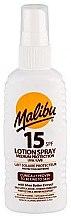 Духи, Парфюмерия, косметика Лосьон-спрей для тела - Malibu Lotion Spray SPF15