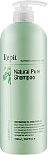 Духи, Парфюмерия, косметика Шампунь для поврежденных и нормальных волос - Repit Natural Pure Shampoo Amazon Story