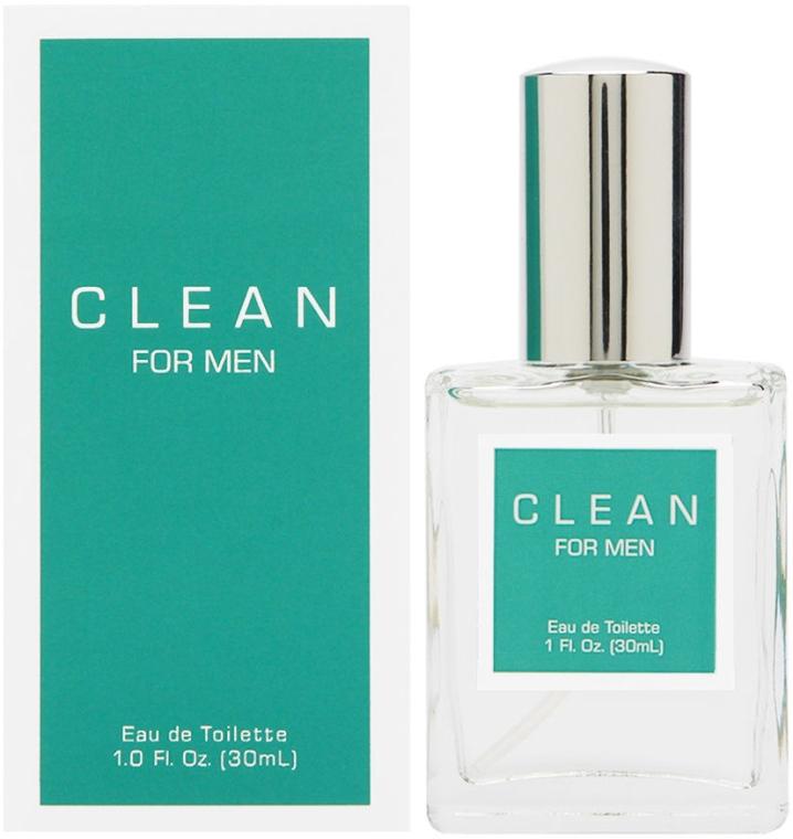 Clean For Men - Туалетная вода