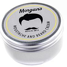 Духи, Парфюмерия, косметика Крем для усов и бороды - Morgan`s Moustache Beard Cream