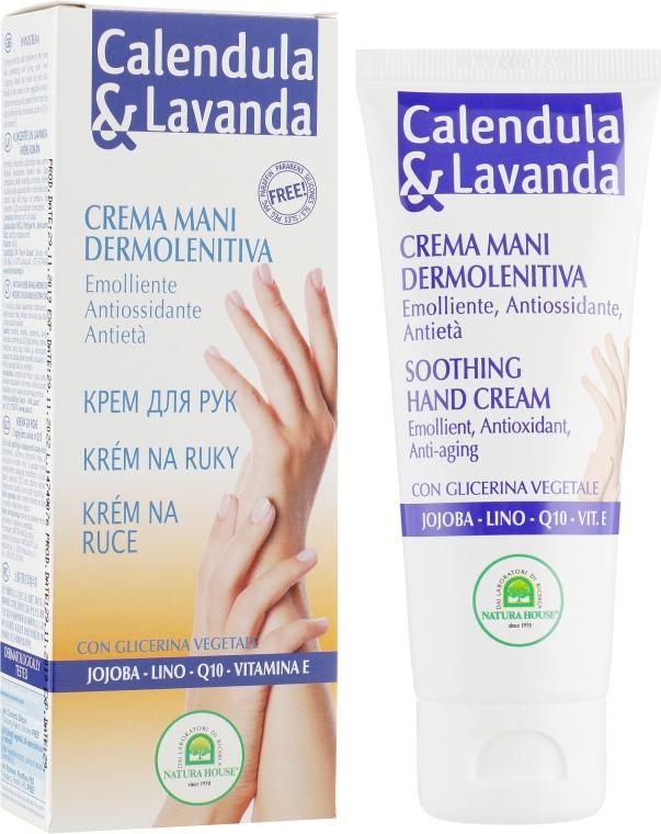 Крем для рук с календулой и лавандой - Natura House Hand Cream