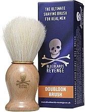 Духи, Парфюмерия, косметика Помазок для бритья, деревянный - The Bluebeards Revenge The Ultimate Doubloon Brush