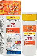 Духи, Парфюмерия, косметика Крем для детей солнцезащитный - Hirudo Derm Sun Protect SPF 75
