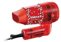 Духи, Парфюмерия, косметика Фен для волос 553.02SC, красный - Valera Swiss Travel 1200 Swiss Cross