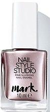"""Духи, Парфюмерия, косметика Лак для ногтей """"Дизайн-студия. Розовая иллюзия"""" - Avon Mark Nail Style Studio"""