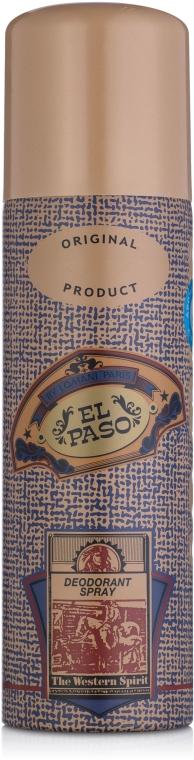 Lomani El Paso - Дезодорант