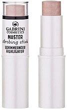 Духи, Парфюмерия, косметика Хайлайтер-стик - Gabrini Master Stick Highlighter