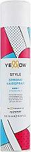 Духи, Парфюмерия, косметика Лак для волос сильной фиксации - Yellow Style Strong Hold Hairspray