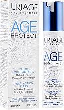Парфумерія, косметика Емульсія для обличчя проти зморшок для нормальної та комбінованої шкіри - Uriage Age Protect Multi-Action