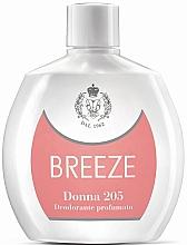 Духи, Парфюмерия, косметика Breeze Squeeze Deodorant Donna 205 - Дезодорант для тела