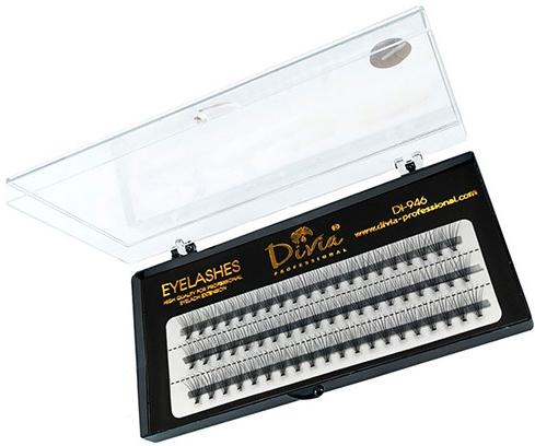 Ресницы накладные пучковые, Di946 - Divia Eyelashes
