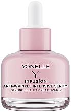 Духи, Парфюмерия, косметика Интенсивная сыворотка для лица - Yonelle Infusion Anti Wrinkle Intensive Serum