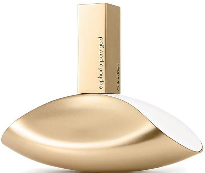 Calvin Klein Euphoria Pure Gold Women - Парфюмированная вода