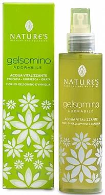 Витаминизированая вода - Nature's Gelsomino Adorabile Vitalizing Water