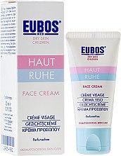 Духи, Парфюмерия, косметика Крем для лица, детский - Eubos Med Dry Skin Children Face Cream