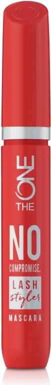 Подкручивающая термосмываемая тушь для ресниц - Oriflame The ONE No Compromise Mascara