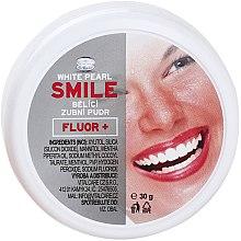 Духи, Парфюмерия, косметика Отбеливающий порошок для зубов - VitalCare White Pearl Smile Tooth Whitening Powder Fluor+