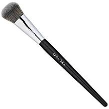 Духи, Парфюмерия, косметика Кисть №56 воздушная универсальная для тональных средств - Sephora Pro Brush