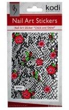 Духи, Парфюмерия, косметика Наклейка для дизайна ногтей - Kodi Professional Nail Art Stickers BP057