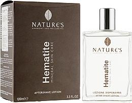 Духи, Парфюмерия, косметика Лосьон после бритья - Nature's Hematite Aftershave Lotion