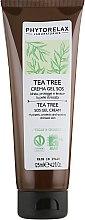 """Духи, Парфюмерия, косметика Крем-гель """"SOS"""" - Phytorelax Laboratories Tea Tree SOS Cream Gel"""