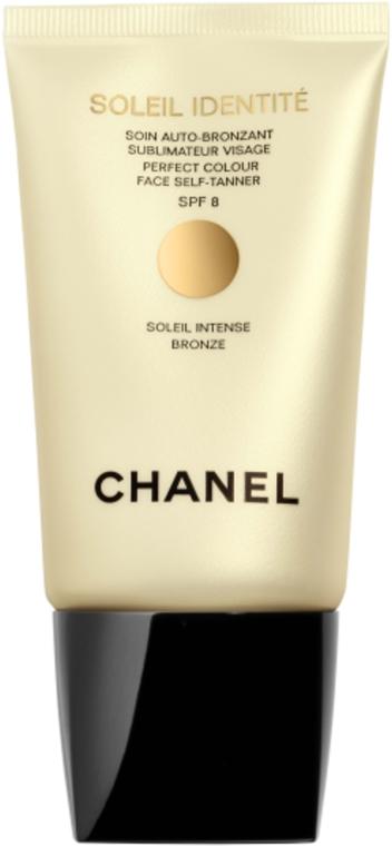 Средство для автозагара - Chanel Soleil Identite SPF 8 Intense Bronze