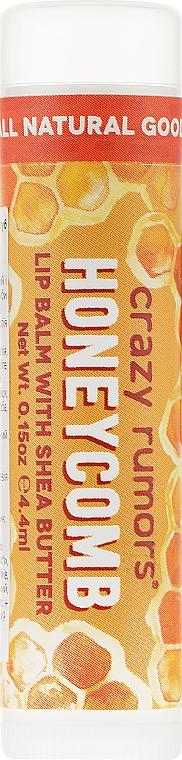 Бальзам для губ - Crazy Rumors Honeycomb Lip Balm