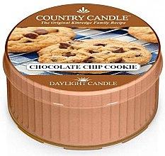 Духи, Парфюмерия, косметика Чайная свеча - Country Candle Chocolate Chip Cookie Daylight