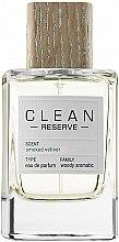 Духи, Парфюмерия, косметика Clean Reserve Smoked Vetiver - Парфюмированная вода